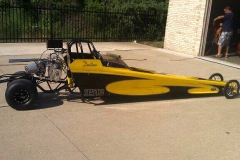 DALTON CEJMER JUNIOR DRAGSTER