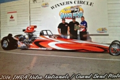RICK CRAWFORD TOP DRAGSTER