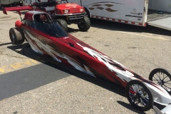 RON KLEIN JUNIOR DRAGSTER