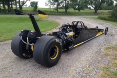 Louis and Joe Mohana Chrome-Worx Dragster 1