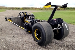 Louis and Joe Mohana Chrome-Worx Dragster 11