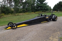 Louis and Joe Mohana Chrome-Worx Dragster 3