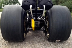 Louis and Joe Mohana Chrome-Worx Dragster 7