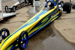 JASON LYNCH NELSON DRAGSTER