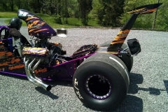 RAY MILLER TOP DRAGSTER