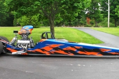 EDDIE PARDUN TOP DRAGSTER