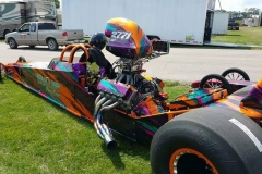 Ray Miller 2016 Dragster 3