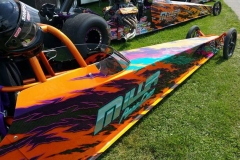 Ray Miller 2016 Dragster 9