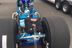 Tony Hill American dragster 6