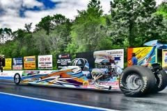 VINCE MUSOLINO AMERICAN DRAGSTER