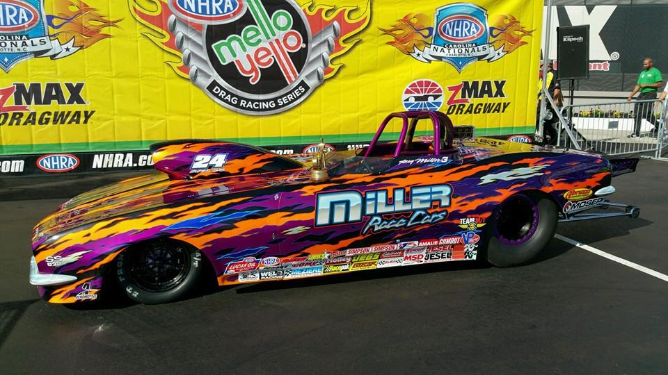Best Appearing Car ZMax Dragway