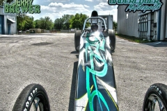 JERRY BREWER UNDERCOVER DRAGSTER
