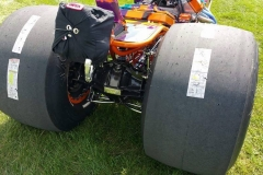 Ray Miller 2016 Dragster 5
