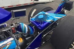 Tony Hill American dragster 7